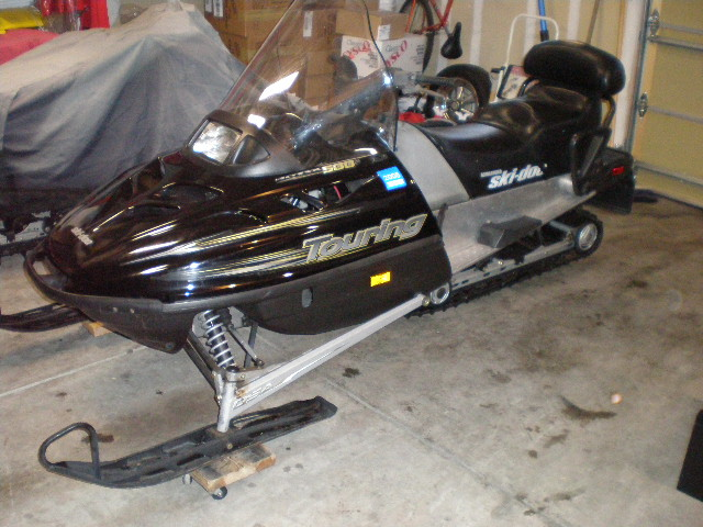 2001 Touring 500 Fan Snowmobile Forum Your 1