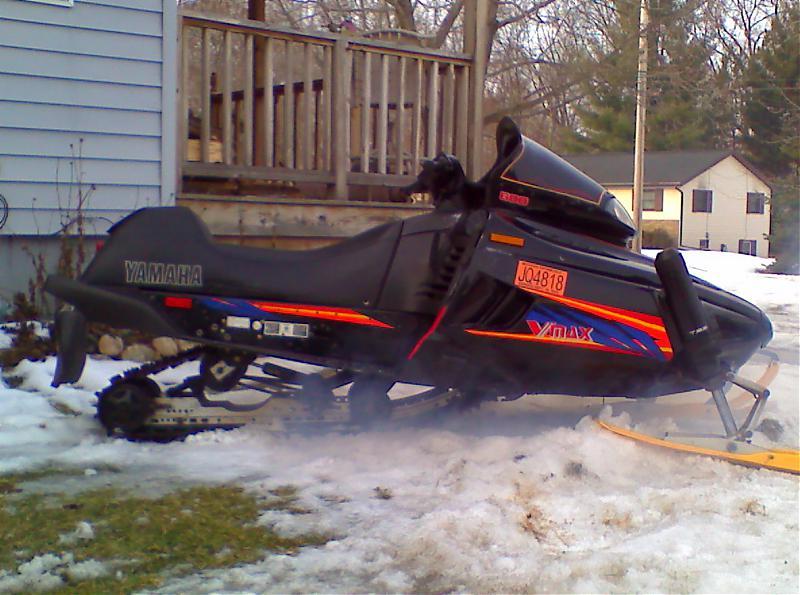 Used Yamaha Snowmobiles