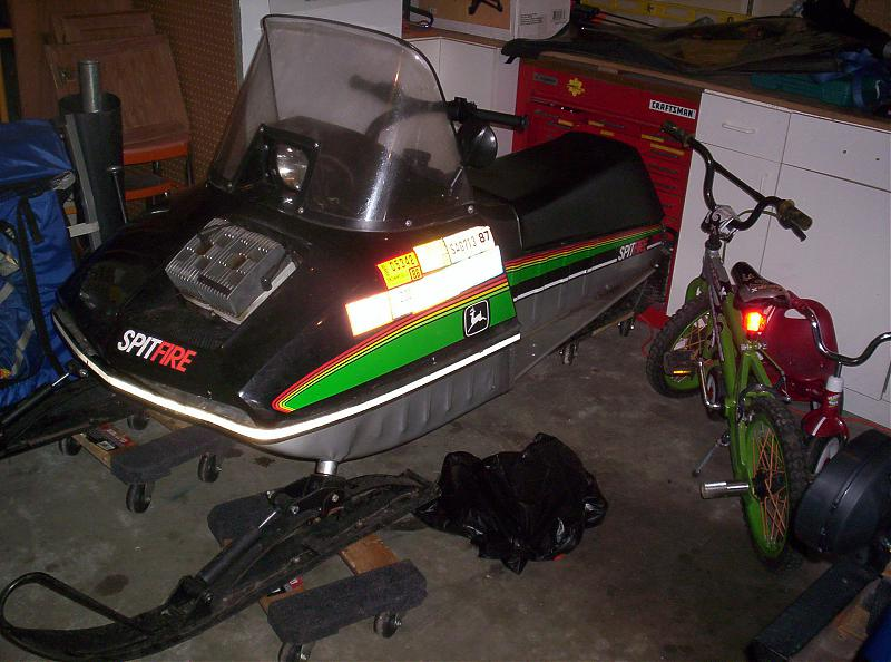 Wanted Engine Parts For 1980 Jd Spitfire 340 Snowmobile Forum