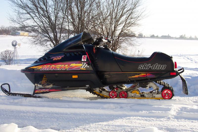Snowmobiles For Sale >> 97' Mach Z-The Crank Shop 1025 - Snowmobile Forum: Your #1 Snowmobile Forum