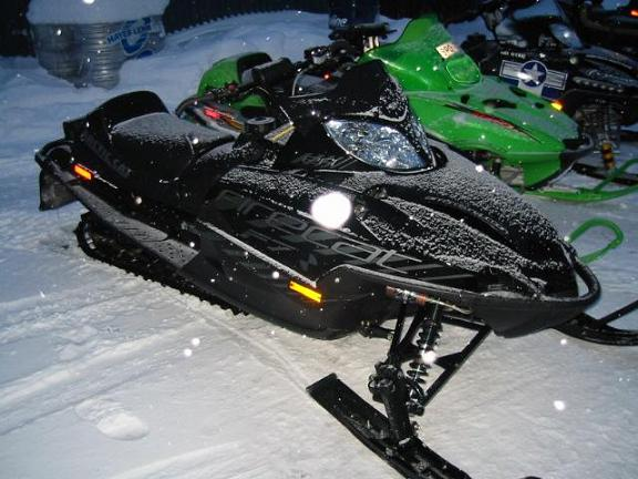 2005 Arctic Cat F7 Black Widow Snopro Classified Ad - Michigan Snowmobiles
