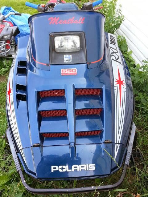 1991 Polaris Indy 650 Rxl Efi Not Firing Up