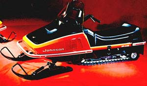 Evinrude and Johnson Snowmobiles - Snowmobile Forum: Your #1