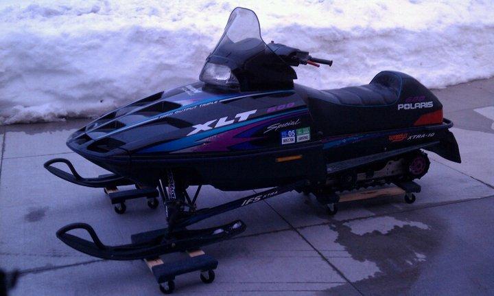 1998 Polaris XLT Special - WI - Snowmobile Forum: Your #1 ...