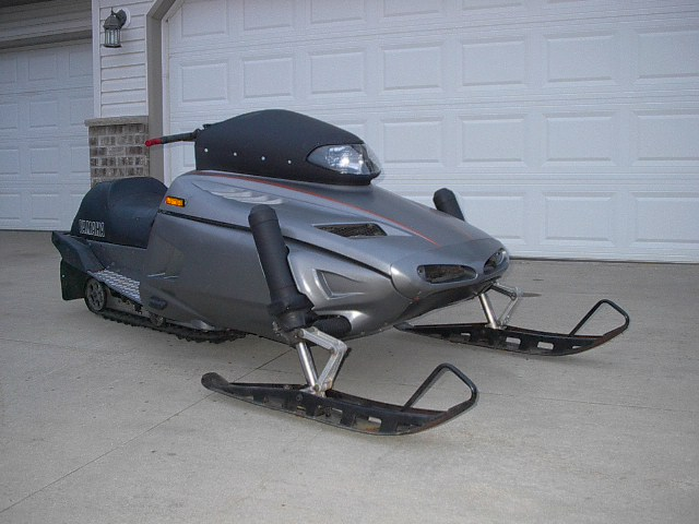 94 VMax 600 Drop Bracket Project w/ Pics - Snowmobile Forum: Your #1