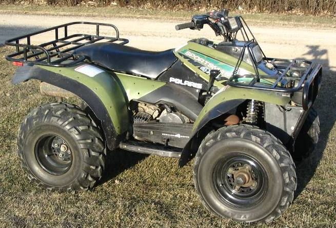 94 Polaris 400 - Snowmobile Forum: Your #1 Snowmobile Forum on honda foreman 450 wiring diagram, honda foreman 400 wiring diagram, yamaha grizzly 660 wiring diagram,