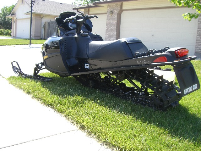 '08 M8 Nightfire Sno Pro - 413 miles! - Snowmobile Forum: Your #1 Snowmobile