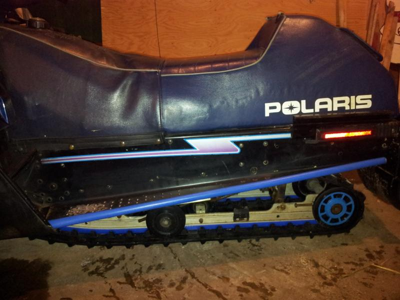 1988 Polaris Indy Classic http://www.snowmobileforum.com/members-garage/65491-1993-polaris-indy-500-classic.html