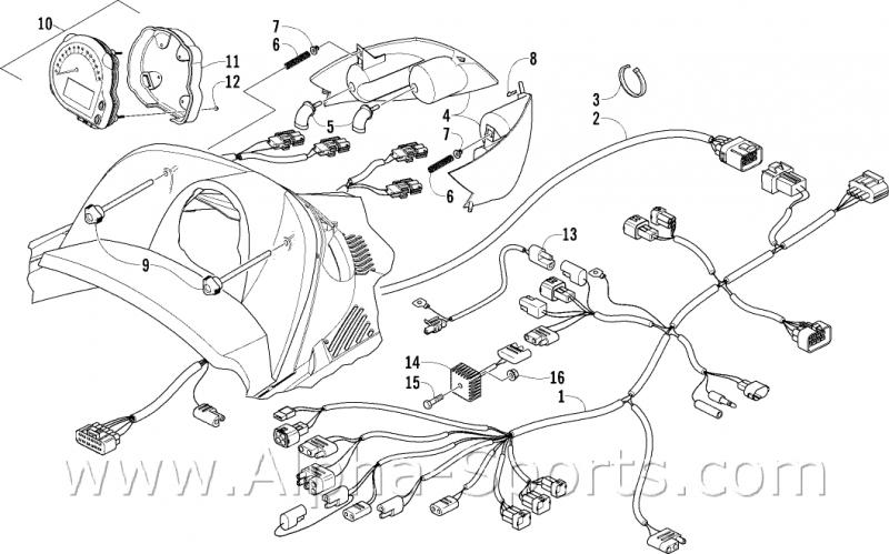 06 F5 Speedometer Problems