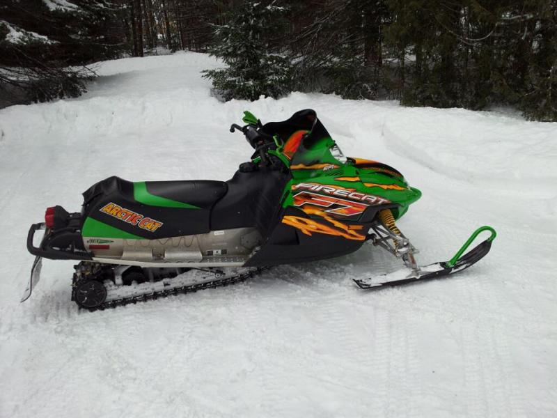 2005 Arctic Cat Firecat F7 Snowmobile Forum Your 1