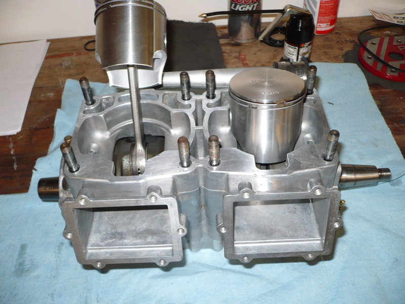 XC600 Liberty Rebuild Pictures! - Snowmobile Forum: Your #1