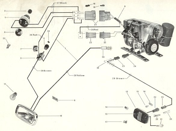 1969 nordic 371 wiring - Snowmobile Forum: Your #1 ...
