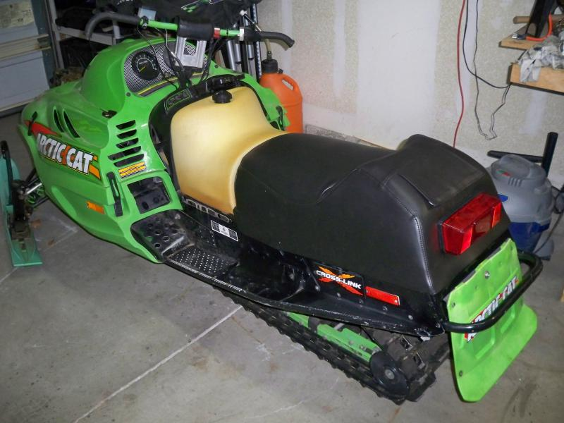 Black Oil Coming Out Of Exhaust Snowmobile Forum Your