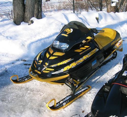 1998 Ski Doo Mach Z 800 - Snowmobile Forum: Your #1 ...