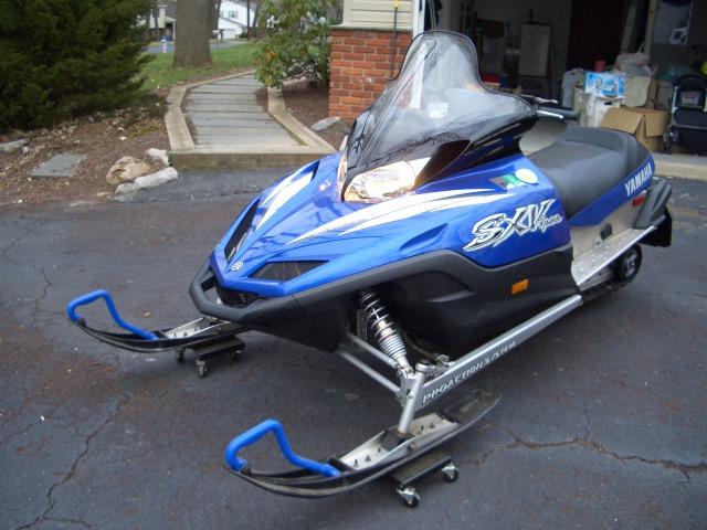 Yamaha Sx Viper  Parts