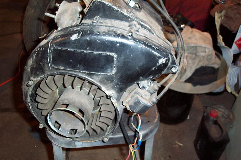 Yamaha 433 engine ID? | Snowmobile Forum