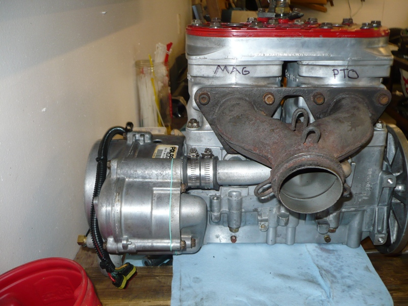 Xc600 Liberty Rebuild Pictures Snowmobile Forum Your