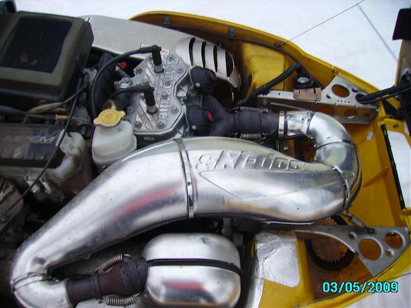For Sale 2002 Ski-doo Mxz 500 Michigan