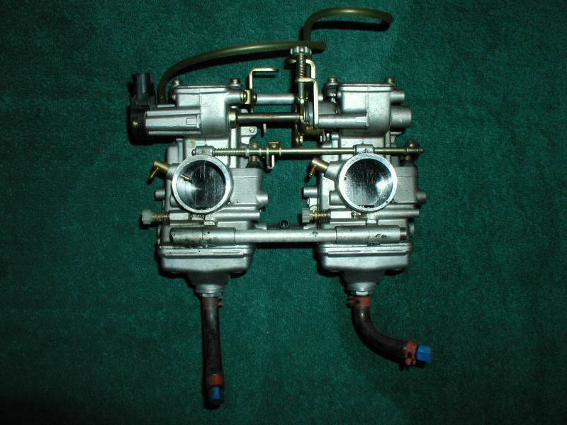 Cleaning Mikuni TM (rack style) carbs - Snowmobile Forum