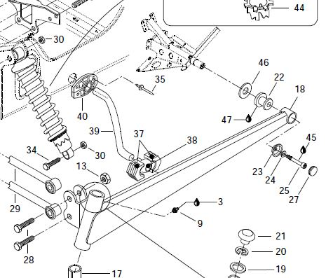 Ski Doo Parts