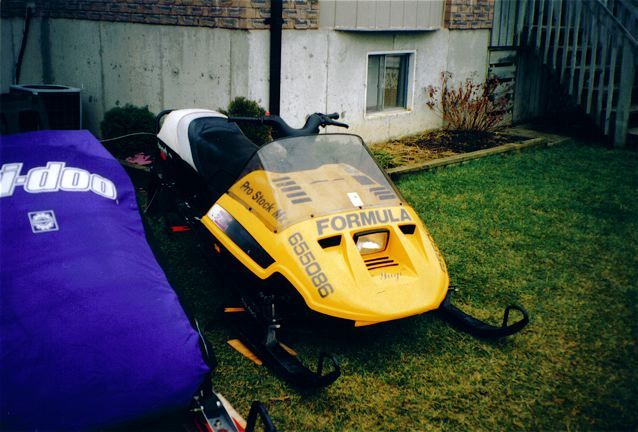 1985 Formula Ss Snowmobile Forum Your 1 Snowmobile Forum