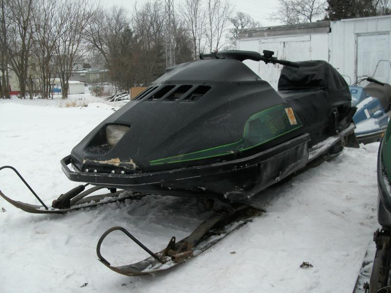 1979 ElTigre 6000 Cross Country........Parts - Snowmobile ...