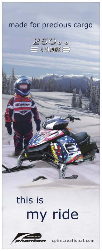 New Teenagers & Kids Sled - Snowmobile Forum: Your #1