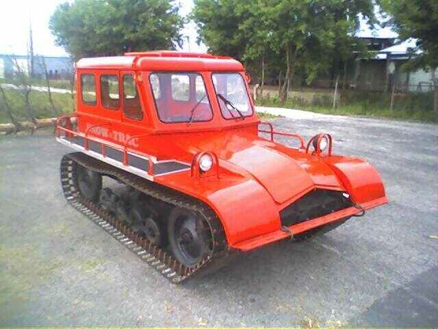 Information on old snowcats needed! - Snowmobile Forum ...