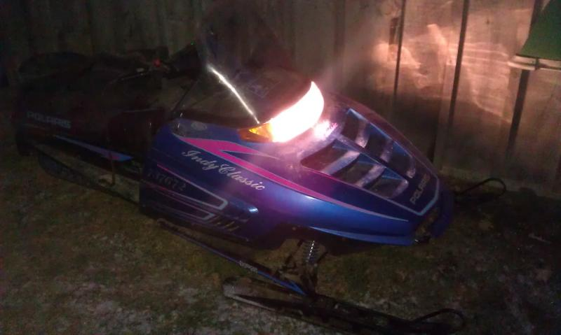 Polaris Indy Classic 500 1996 1998 Snowmobile Forum Your 1