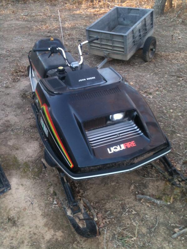 John Deere Liquifire Snowmobile Forum Your 1