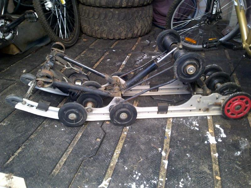 Polaris Side By Side >> '93 Indy Suspension - New shocks, springs or both? - Snowmobile Forum: Your #1 Snowmobile Forum