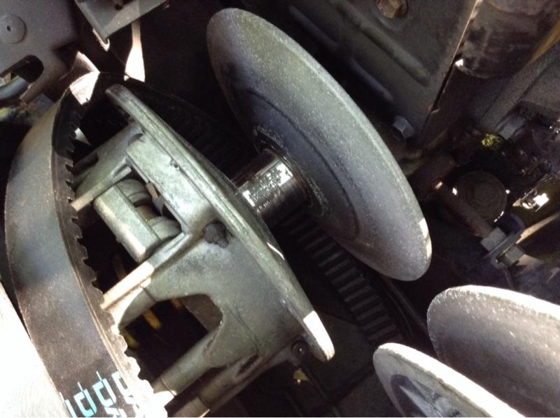 Primary Clutch Shaft Rust - Snowmobile Forum: Your #1 Snowmobile Forum