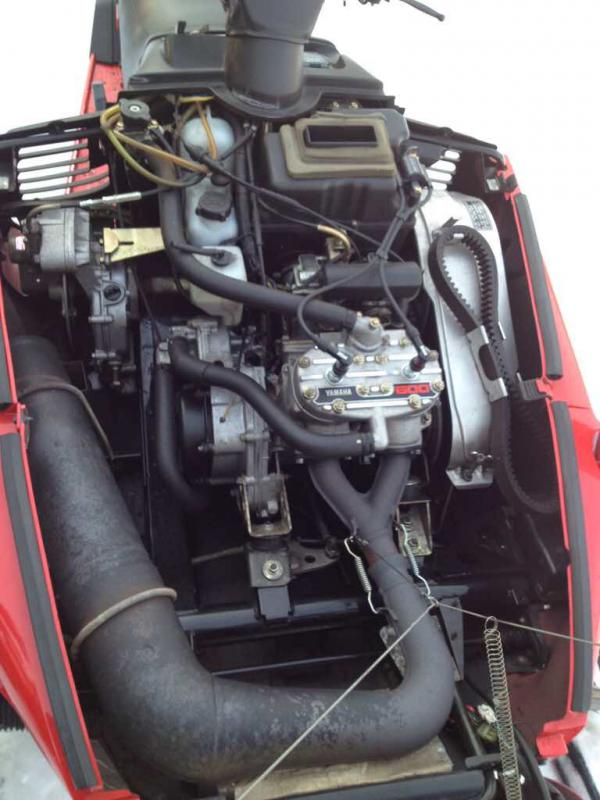 liquid cooled ????? - Snowmobile Forum: Your #1 Snowmobile Forum