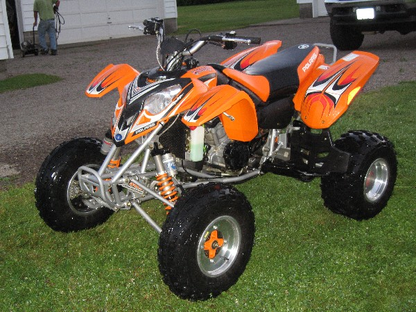 Polaris predator 500 troy lee edition motorcycles for sale in.