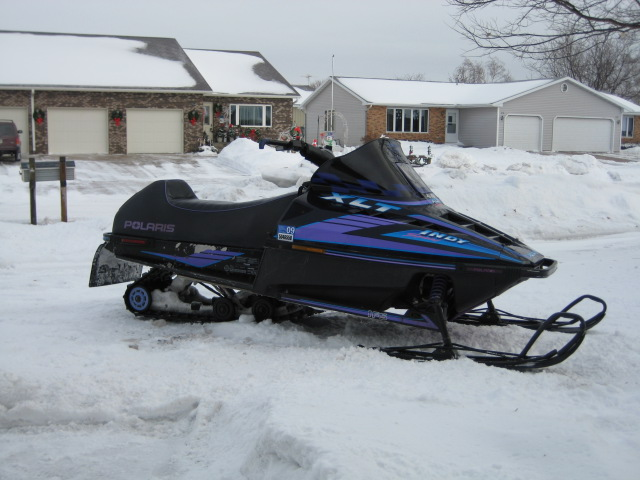 1994 Xlt 600 Many Upgrades In Wi Snowmobile Forum Your