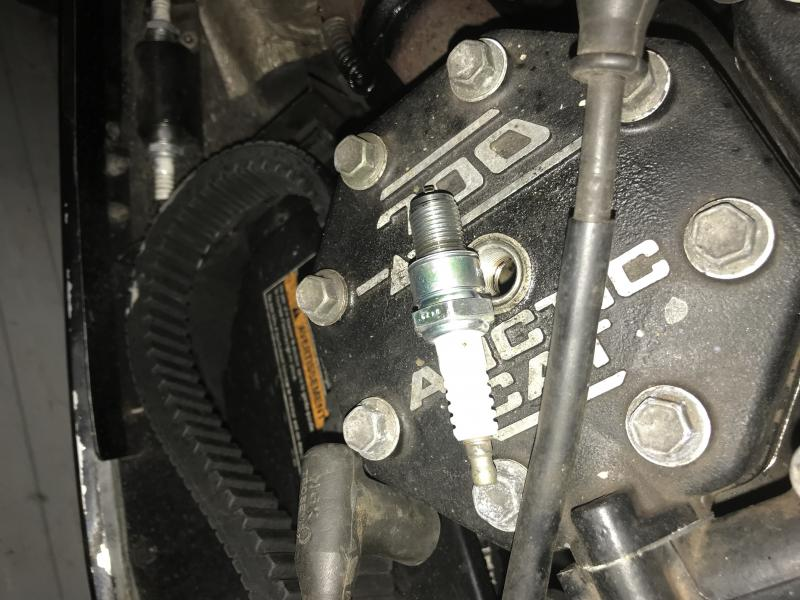 96 wildcat efi problems - Snowmobile Forum: Your #1