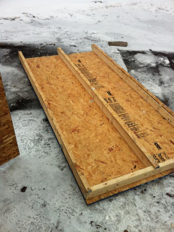 Car Ramps For Sale >> Sled ramp for my pickup - Page 4 - Snowmobile Forum: Your #1 Snowmobile Forum