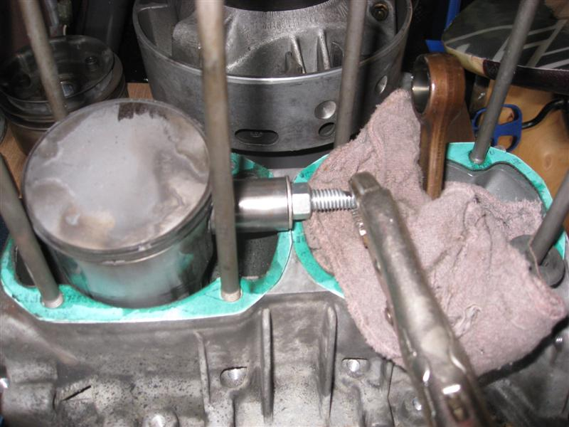 I blew my 503 Fan Cooled - Snowmobile Forum: Your #1