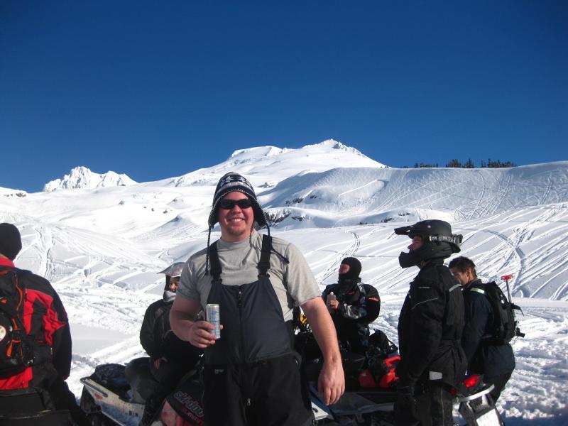 Mt Baker 2 19 11 Pics Snowmobile Forum Your 1