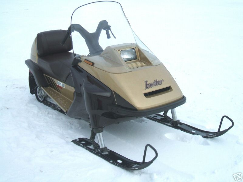 Vintage snowmobiles for sale ebay autos post for Vintage sleds