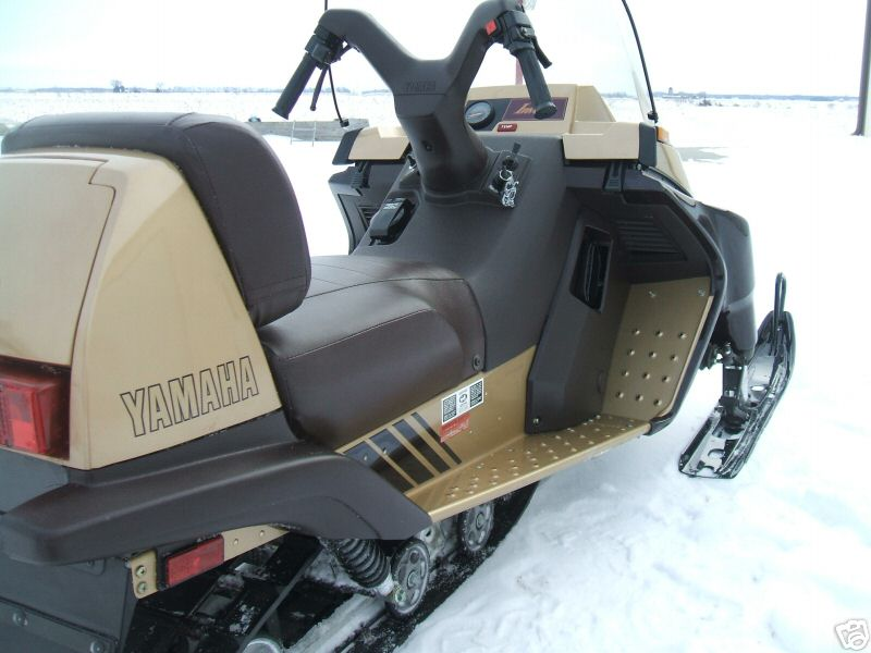 1987 Yamaha Inviter Like New 70 Miles Snowmobile Forum Your 1