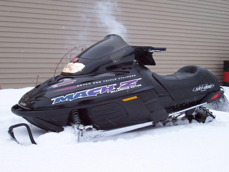 Yellow Ski Doo >> Mach z? - Snowmobile Forum: Your #1 Snowmobile Forum