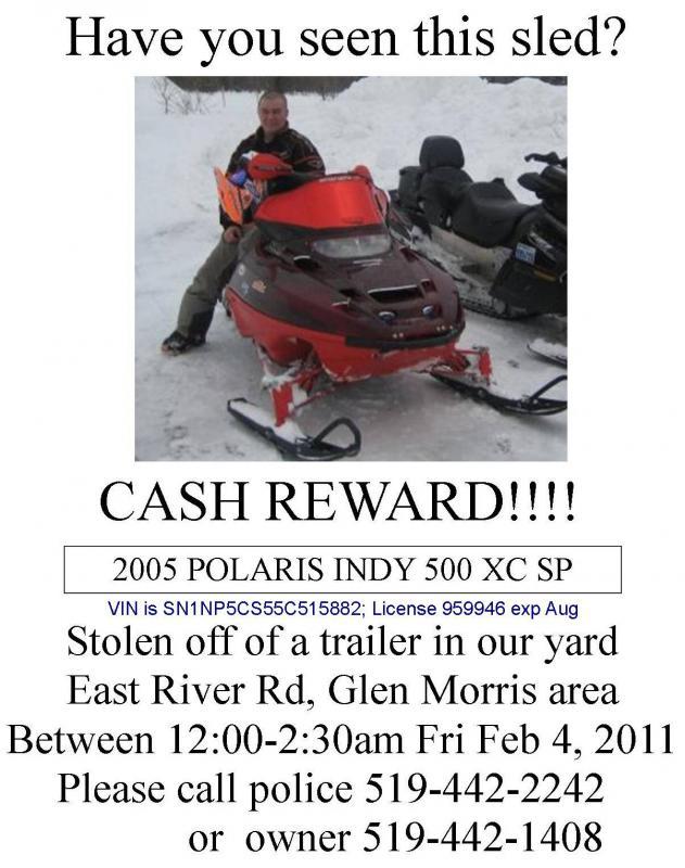 Vin check snowmobile - SolomonTillery's blog