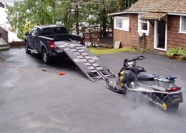 sled deck - home built - snowmobile forum: your #1 snowmobile forum