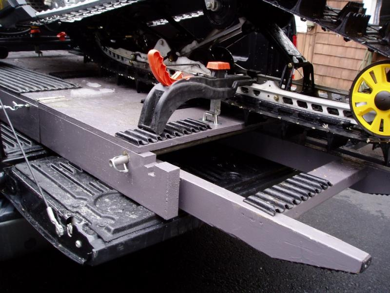 Snowmobile Sled Deck Plans
