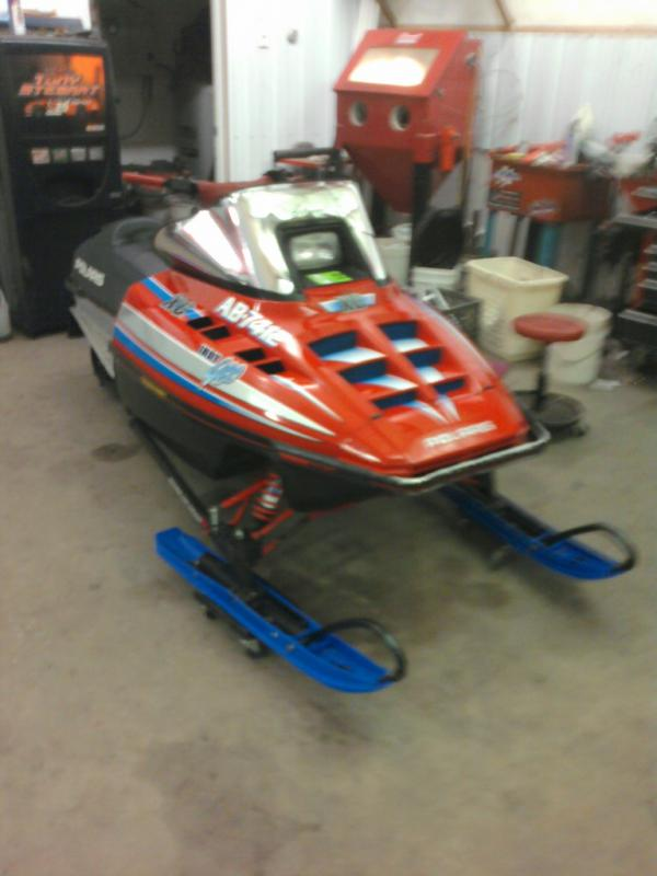 1991 Xc 400 Indy