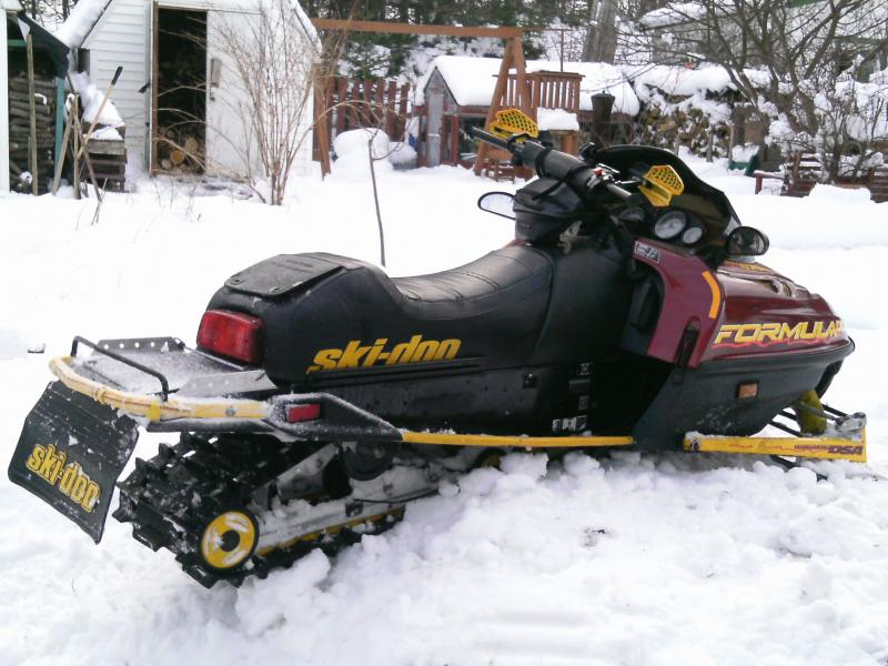 99 Formula 670 boggy when warm - Page 2 - Snowmobile Forum
