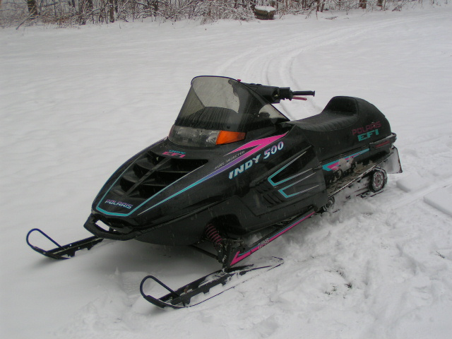 1994 Polaris Indy Trail 500 http://www.pic2fly.com/1994-Polaris-Indy-Trail-500.html