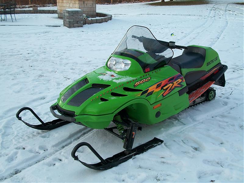 1998 ZR 500 Artic Cat