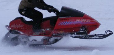 Models of 1975-1995 Ski-Doo antique snowmobiles that collectors are looking for